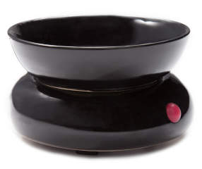 Living Colors Black Electric Wax And Candle Warmer Big Lots
