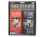 Black and Red Talkbuds Stereo Earbuds 2-Pack In Package Silo