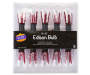 Bloody Edison Light Bulb Strand 10 count Silo Image