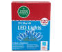 Blue M5 LED Light Set 120 Count in Package Silo Image