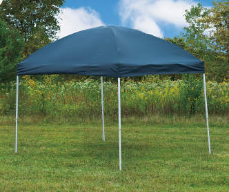 Wilson Amp Fisher Dome Pop Up Canopy 16 X 16 Big Lots