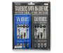 Blue and Black Talkbuds Stereo Earbuds 2-Pack In Package Silo
