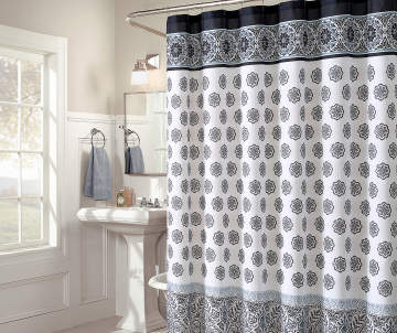 Shower Curtains Amp Shower Curtain Sets Big Lots