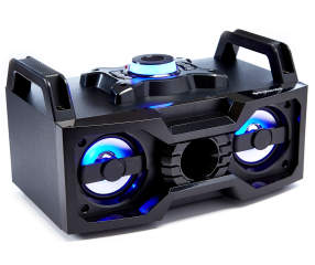 Polaroid Bluetooth 174 Color Changing Led Boombox Big Lots
