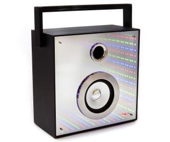 Ilive Bluetooth 174 Fiber Optic Color Changing Speaker Big Lots