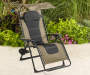 Brentwood Brown Zero Gravity Chair lifestyle