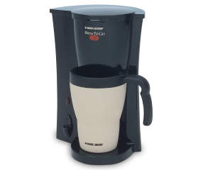 Black & Decker Brew N Go 1-Cup Coffee Maker Big Lots