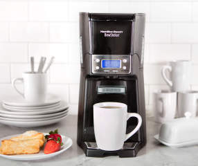Hamilton Beach BrewStation Summit 12-Cup Dispensing Coffee Maker Big Lots