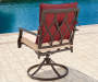 CYPRESS POINT 6PC SET DINING CHAIRS