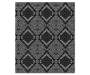 Camille Accent Rug 26 by 45 inches Silo