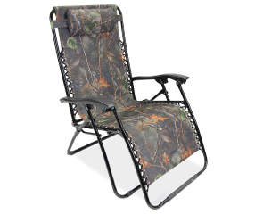 Camo Oversized Zero Gravity Lounge Chair Big Lots