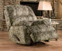 Camo Rockering Recliner Reclined Room View