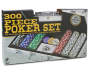 Cardinal Ultimate 300 Chip Poker Set with Metal Case In Package Silo Image