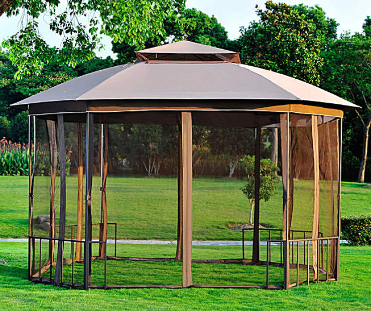 Catalina Octagon Gazebo 10 X 12 Replacement Accessories Collection
