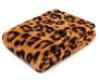 Cheetah Soft Throw Blanket Folded Corner Down Silo Image