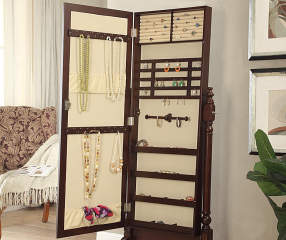 Cheval Jewelry Armoire Big Lots