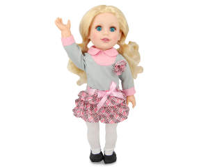 Play Zone Chloe Style Girls Doll Big Lots