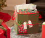 Christmas Gift Bag Organizer