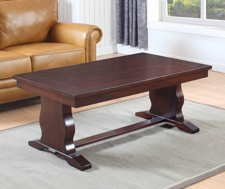 - Classic Cherry Coffee Table & End Table Collection Big Lots