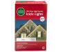 Clear High Density Icicle Light Set 300-Count Silo Image In Package