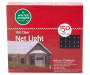 Clear Net Lights 150-Count In Package Silo