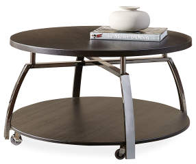 Coham Round Coffee Table Big Lots