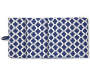 Compton Navy Tile Reversible Outdoor Chair Cushion