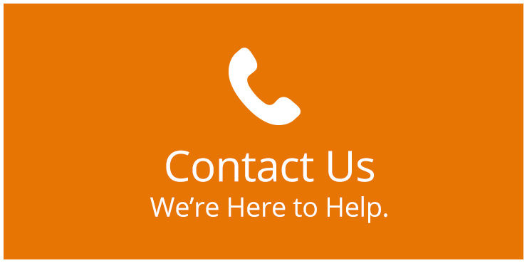 Contact us - we're here to help