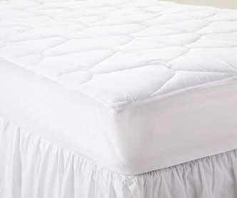 Just Home Twin Xl Memory Foam Mattress Topper Big Lots