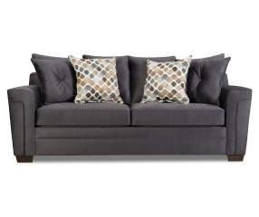 Lane Home Solutions Cooper Slate Sofa - Big Lots