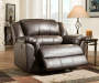 Cordova Espresso Cuddler Recliner Reclined Room View