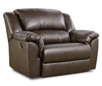 Stratolounger Dynasty Chocolate Recliner Big Lots