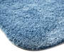 Coronet Blue Bath Rug 24 inches x 36 inches silo side view