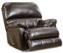 Crosstown Brown Recliner