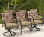 Cypress Point 6-Piece Dining Chair Set