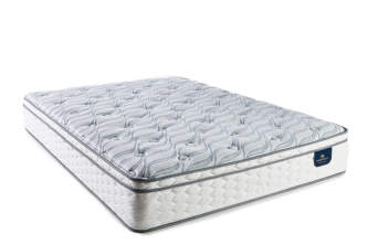 Serta Bayport Firm Twin Mattress Big Lots