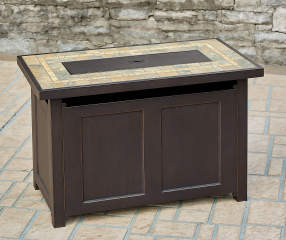 Wilson Amp Fisher 40 Quot Del Rio Gas Fire Pit Table Big Lots
