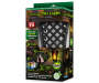 Dancing Tiki Light Solar Yard Stake silo angled