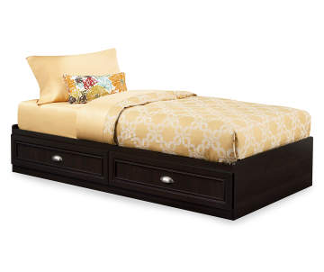 Big Lots Twin Bed With Drawers