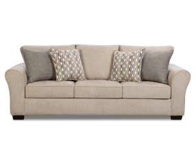 Simmons Davis Beige Sofa Big Lots