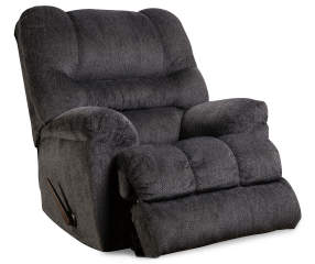 Simmons Dawson Denim Rocker Recliner Big Lots