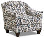 Dawson Eureka Accent Chair