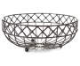 Decorative Lattice Fruit Bowl Silo