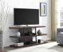 ESPRESSO 63IN 3 SHELF TV STAND lifestyle