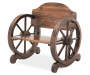 Edgewood Wagon Wheel Wood Chair