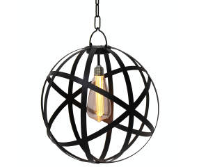 Wilson Amp Fisher Edison Bulb Battery Operated Chandelier