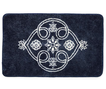 navy blue toilet seat cover.  15 00 Bath Rugs Big Lots