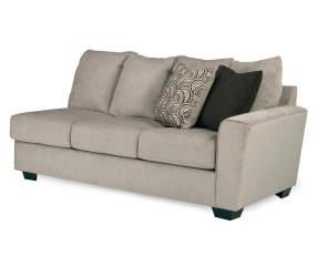 Signature Design By Ashley Ellabury Right Arm Facing Sofa