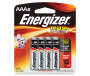 Energizer Max AAA Batteries 8 Pack in Package Silo Image