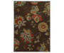 Fairfield Brown Area Rug 3FT3IN x 5FT5IN Silo Image